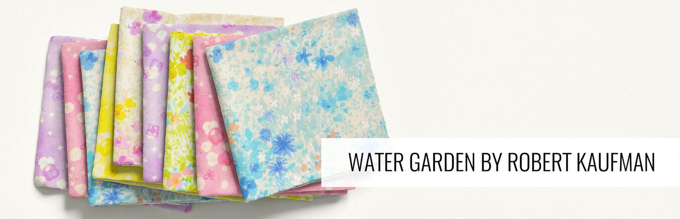 Water Garden by Robert Kaufman