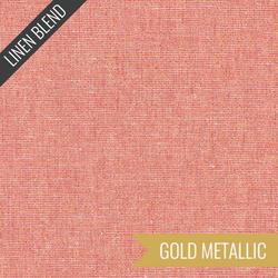 Essex Yarn Dyed Metallic in Dusty Rose