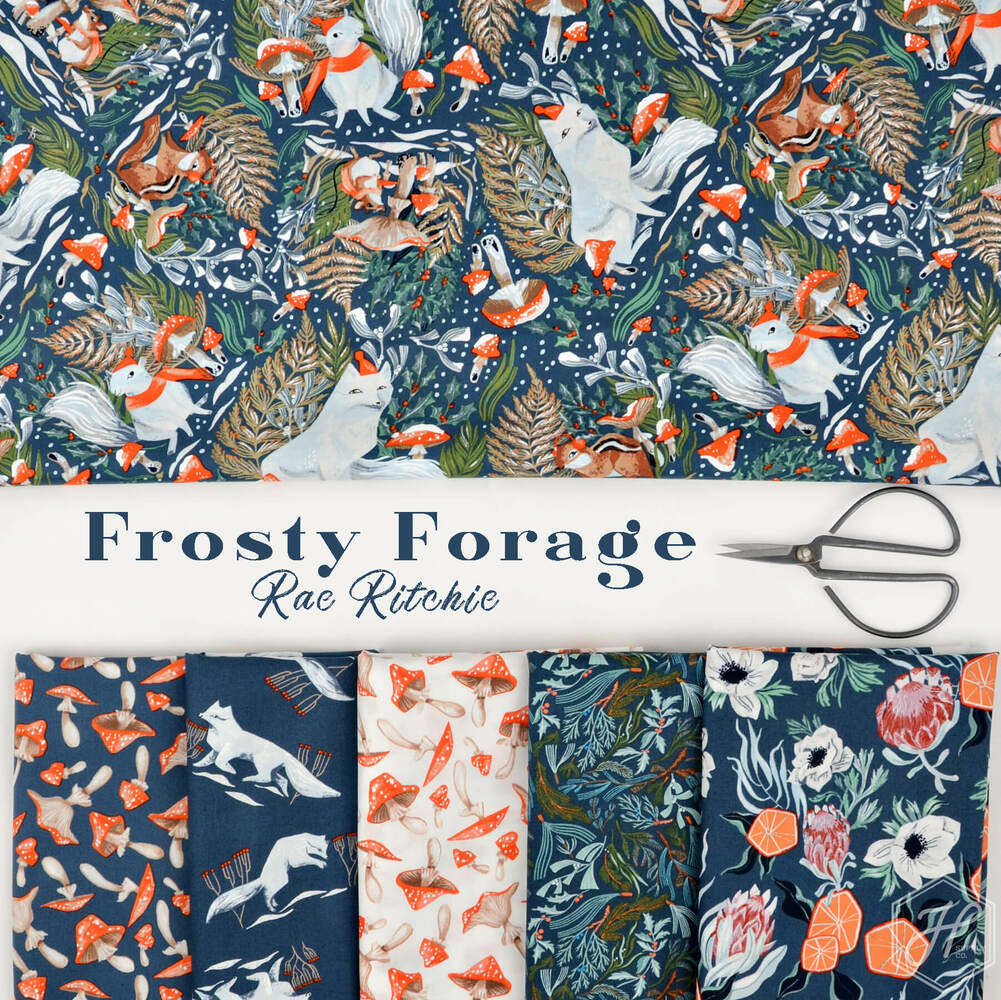 Frosty Forage Poster Image