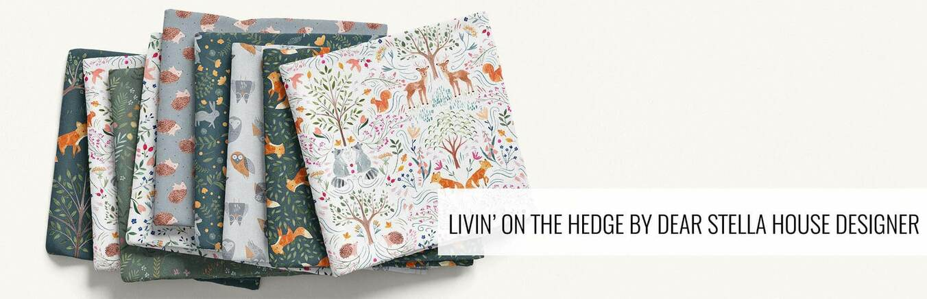 Livin' on the Hedge by Dear Stella