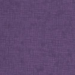 Quilter's Linen in Eggplant