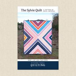 The Sylvie Quilt