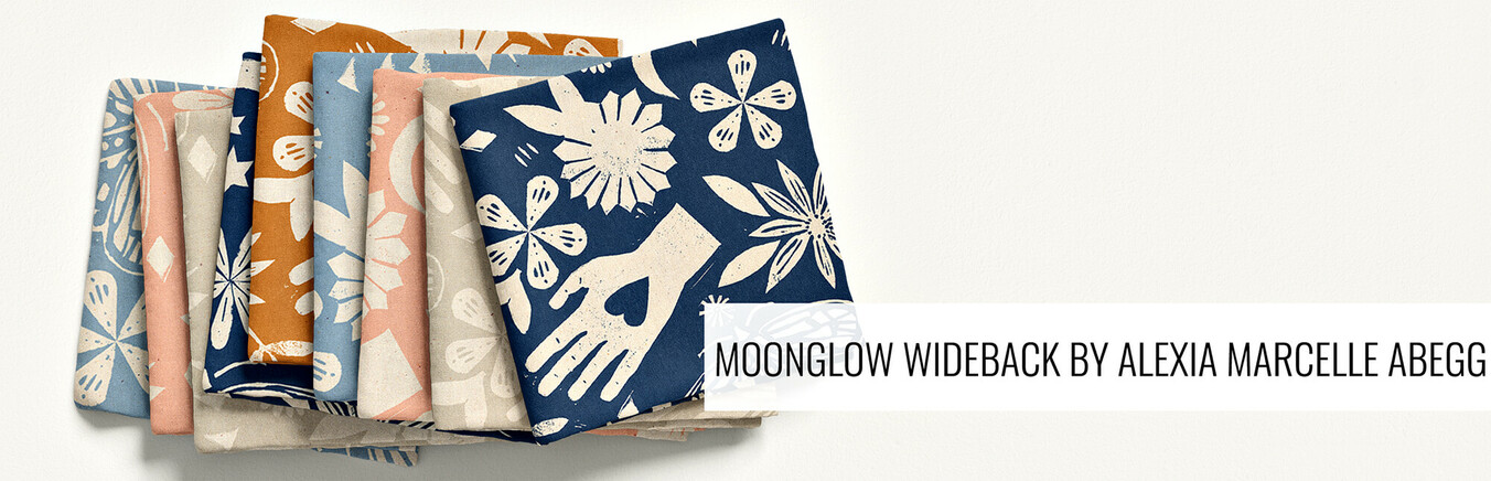 Moonglow Wideback by Alexia Marcelle Abegg