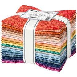Chalk and Charcoal Fat Quarter Bundle in New Colors 2021