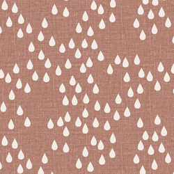 Rain Drops in Rouge