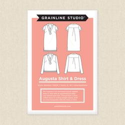 Augusta Shirt and Dress 0-18