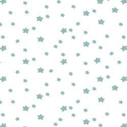 Star Light in Pool on White