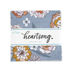 """Heartsong 5"""" Square Pack"""