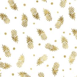 Pineapples in Golden