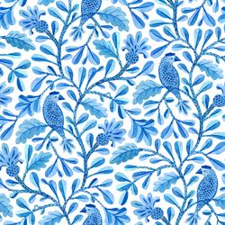 Henri in Blue