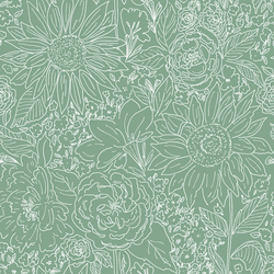 Paperie in Sage Green