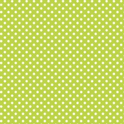 Tiny Dot in Lime