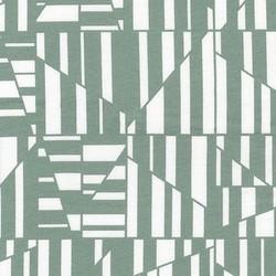 Geometric Jersey Knit in Shale