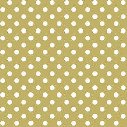 Candy Dot in Brass
