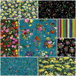 Eat Sleep Garden Fat Quarter Bundle