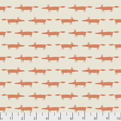 Little Mr Fox in Taupe