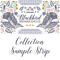 Blackbird Sample Strip