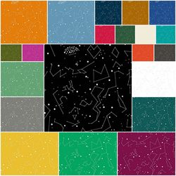 Constellations Fat Quarter Bundle