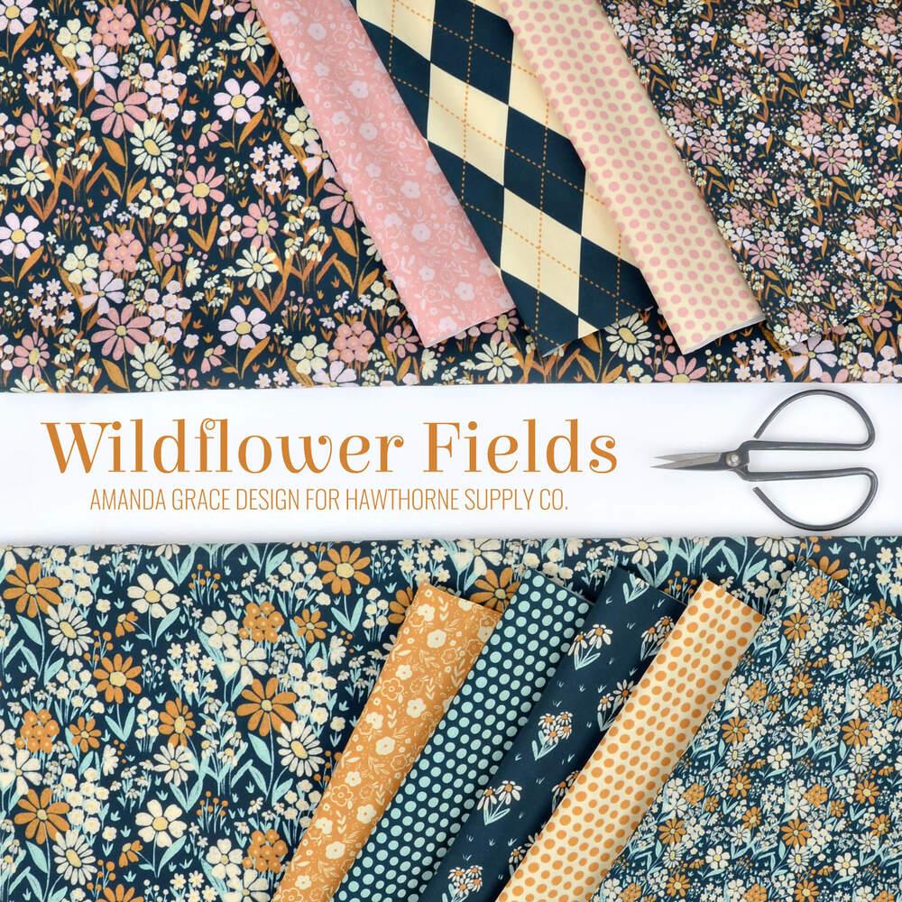 Wildflower Fields Poster Image
