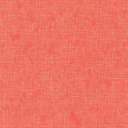 Quilter's Linen in Coral