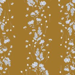 Meadow Vine in Mustard
