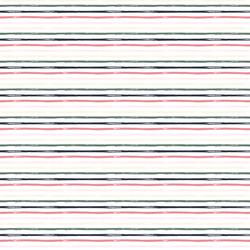 Little Watercolor Stripes in Ballet