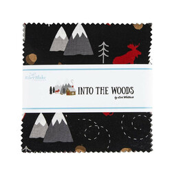 """Into the Woods 5"""" Square Pack"""