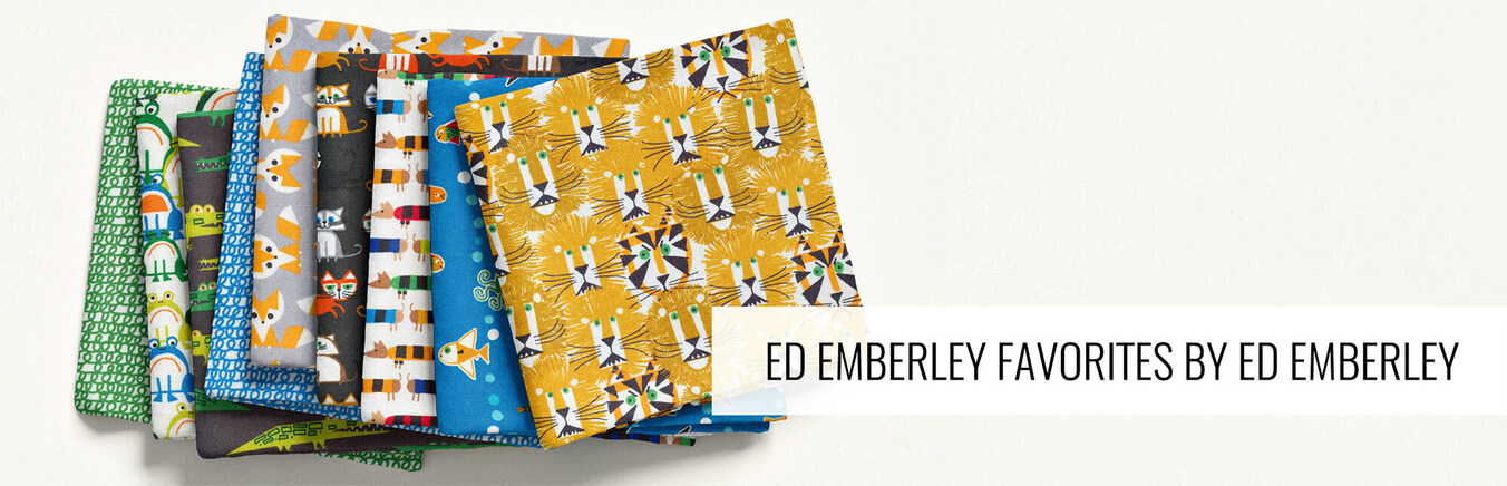 Ed Emberley Favorites