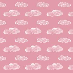 Clouds in Pink Dawn