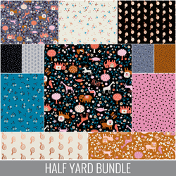 Liana Half Yard Bundle