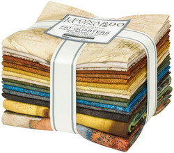 Leonardo da Vinci Fat Quarter Bundle