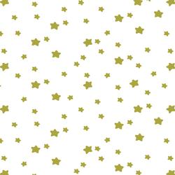Star Light in Zest on White