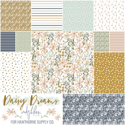 Daisy Dreams Fat Quarter Bundle