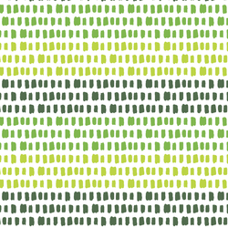 Mosaic Stripe in Greenery