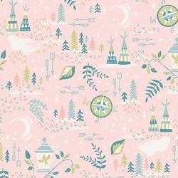 Neverland Lantern in Pink