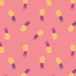 Ananas in Sorbet
