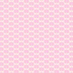 Garden Dragonfly in Delicate Pink