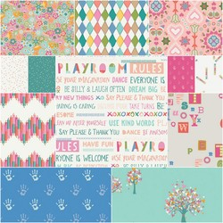 Playroom Fat Quarter Bundle