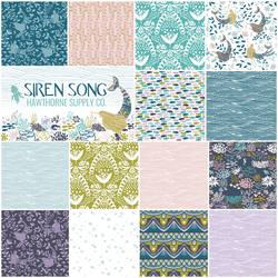 Siren Song Fat Quarter Bundle