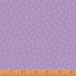 Arrowheads in Lilac