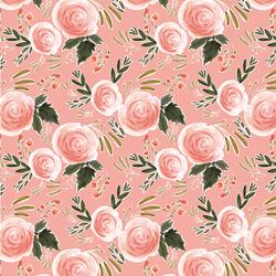 Rhapsody Blooms in Rose Pink