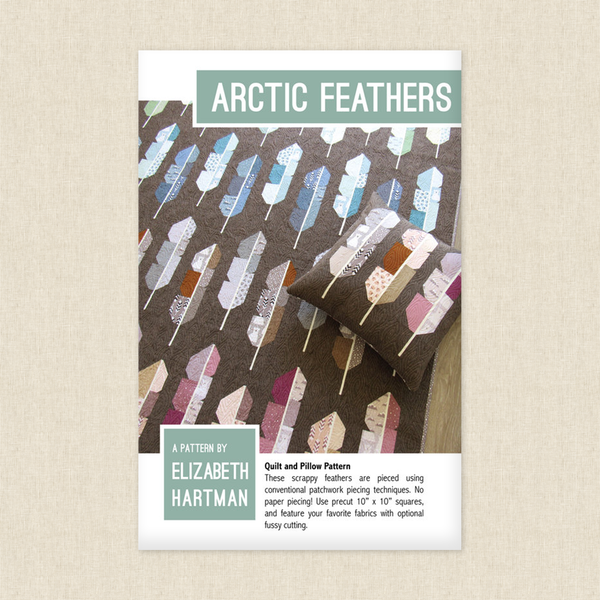 Arctic Feathers Sewing Pattern