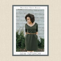 Meridan Knit Dress