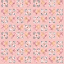 Stitches in Pink