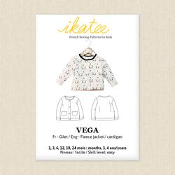 Vega Fleece Jacket - Baby