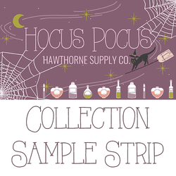 Hocus Pocus Sample Strip