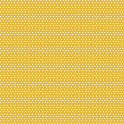 Polka Dot in Autumn Gold