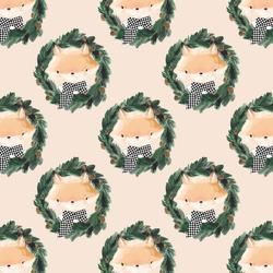 Little Fox in Eggnog