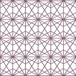 Terrarium in Mulberry on White