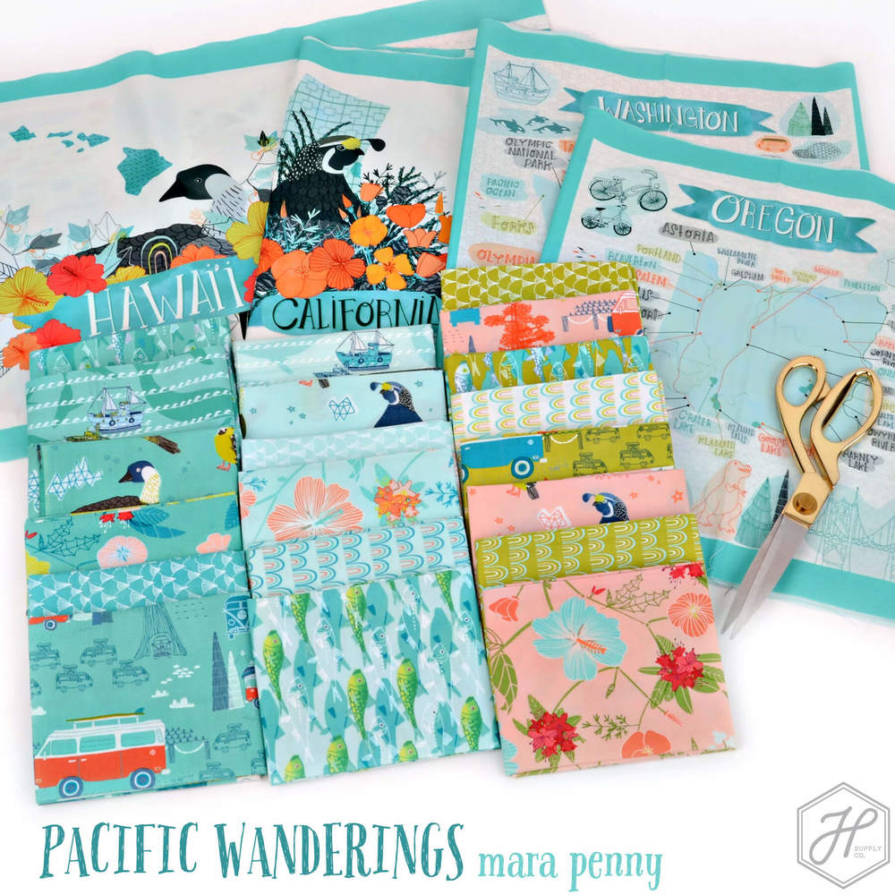 Pacific Wanderings Poster Image